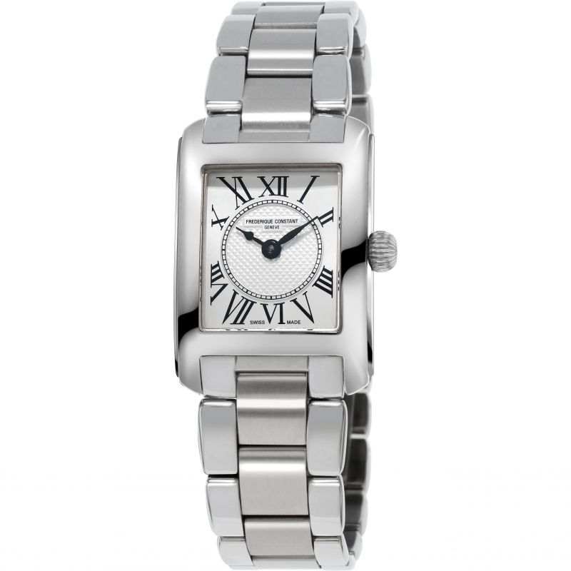 Ladies Frederique Constant Carree Watch