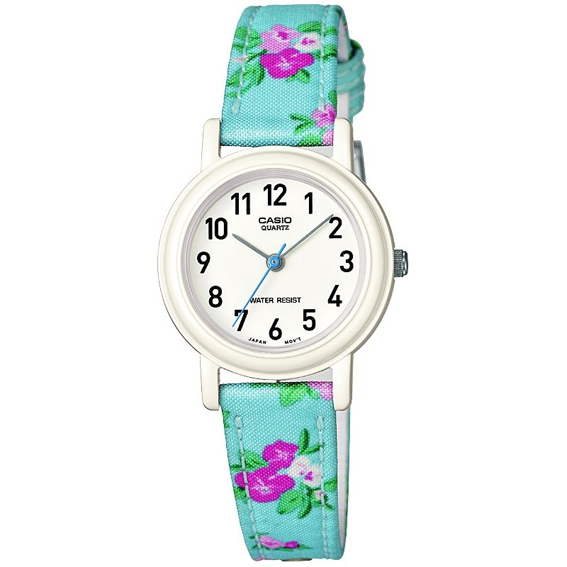 Ladies Casio Junior Collection Watch LQ-139LB-2B2ER