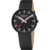 Mens Mondaine Swiss Railways Evo Giant Watch A6603032864SBB