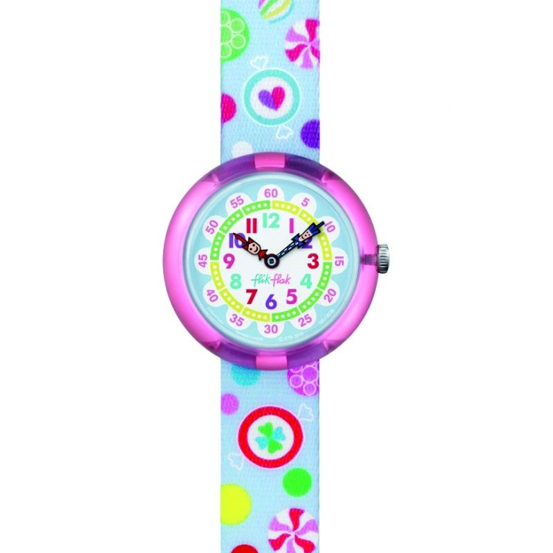 Childrens Flik Flak Candies Watch FBNP064