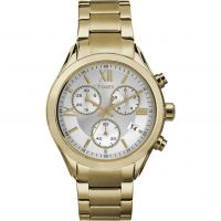 Ladies Timex City Chronograph Watch TW2P93700