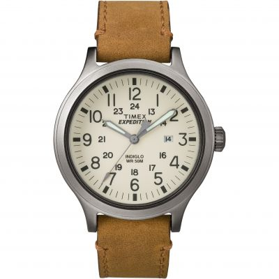 Timex Expedition Expedition Herrenuhr in Braun TW4B06500