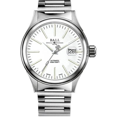 Ball Gents Fireman Enterprise Watch NM2188C-S20J-WH