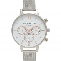 Ladies Olivia Burton Chrono Detail Watch OB16CG87