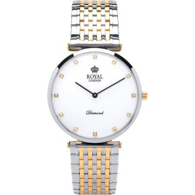 Royal London Herenhorloge Tweetonig 41340-06