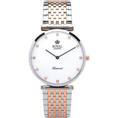 Royal London Herenhorloge Tweetonig 41340-07