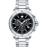 Mens Movado Series 800 Chronograph Watch 2600110