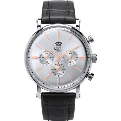 Montre Homme Royal London 41330-01