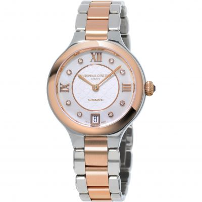 Ladies Frederique Constant Delight Automatic Watch FC-306WHD3ER2B