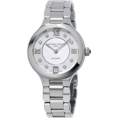 Ladies Frederique Constant Delight Automatic Watch FC-306WHD3ER6B