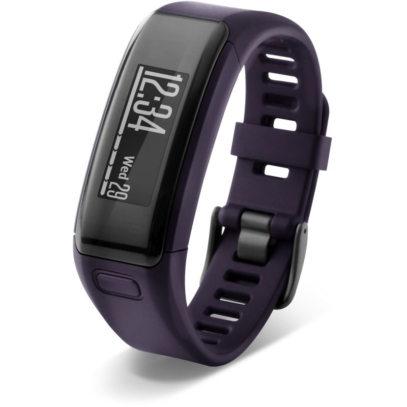 Unisex Garmin vivosmart HR bluetooth activity tracker heart rate monitor Watch 010-01955-01