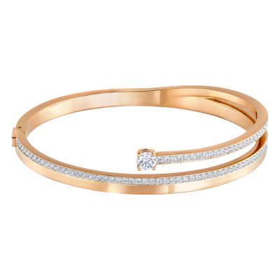 Gioielli da Donna Swarovski Jewellery Fresh Bangle 5217727