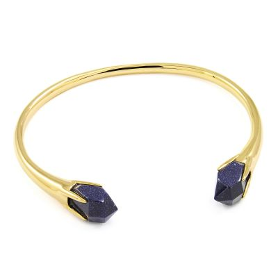 Biżuteria damska Lola Rose Jewellery Blue Sandstone Perla Bangle 582490