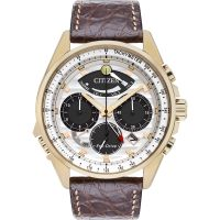Mens Citizen Calibre 2100 Limited Edition Alarm Chronograph Eco-Drive Watch