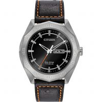 Mens Citizen Titanium Watch AW0060-03E