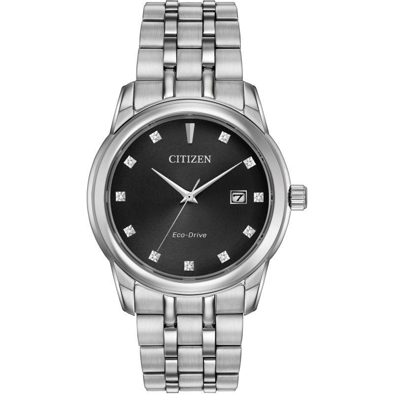 Mens Citizen Diamond Watch