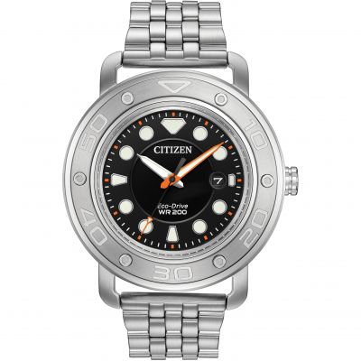 Citizen Herrenuhr in Silber AW1530-65E