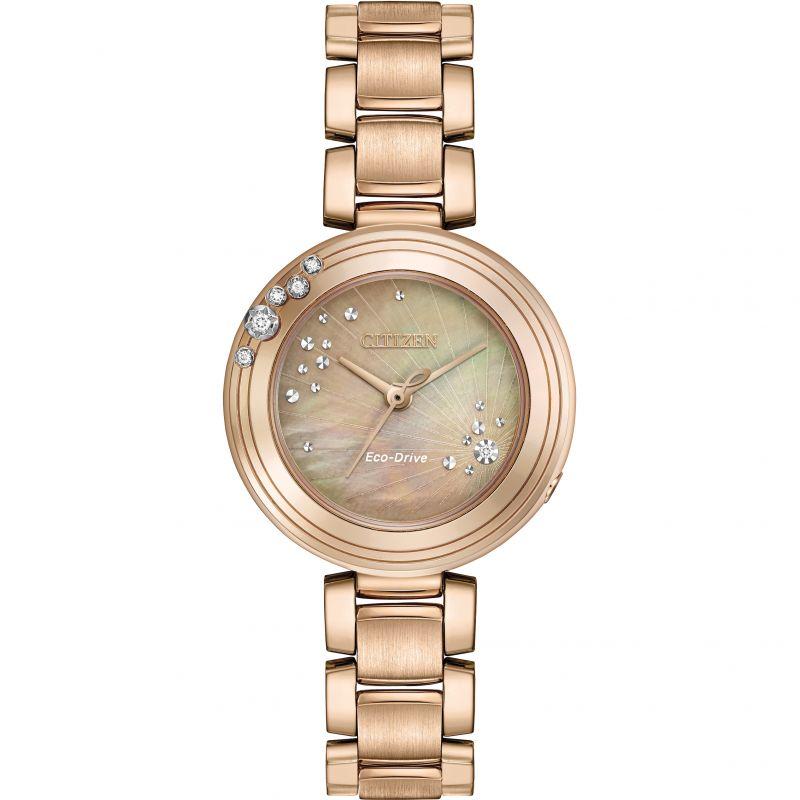 Ladies Citizen L Carina Diamond Watch