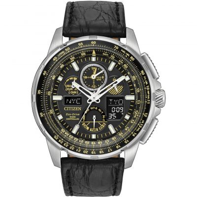 Citizen Skyhawk A-T Limited Edition Herrenchronograph in Schwarz JY8057-01E