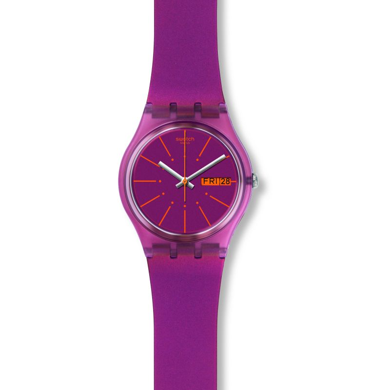 Unisex Swatch Sneaky Peaky Watch GP701