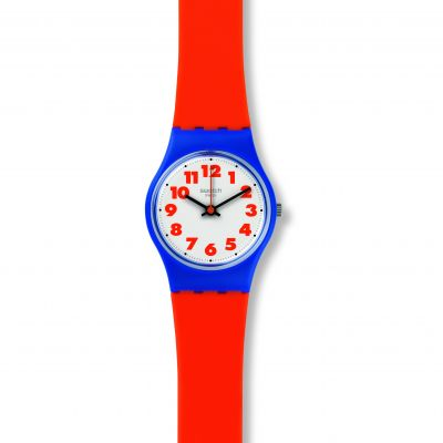 Ladies Swatch Waswola Watch LS116