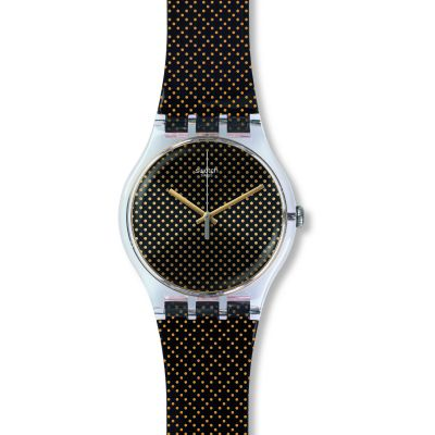 Unisex Swatch Gridlight Watch SUOK119