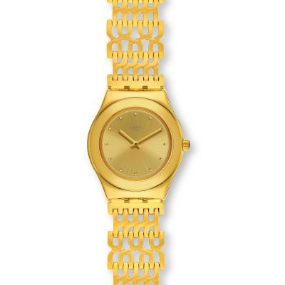 Ladies Swatch Tricodor Watch YLG132G