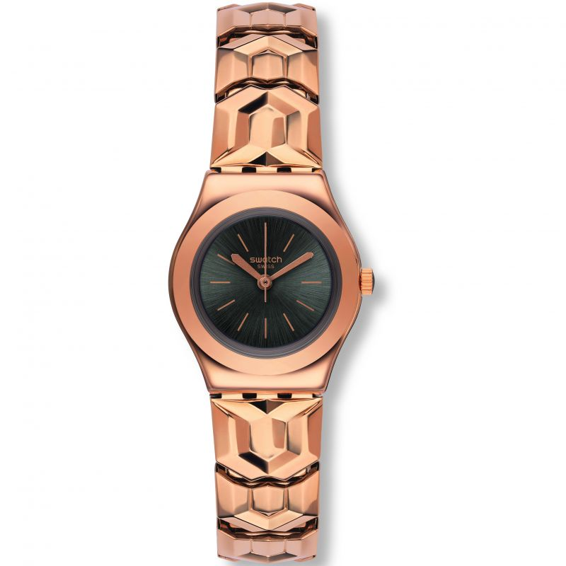 Image of            Ladies Swatch Alacarla S Watch