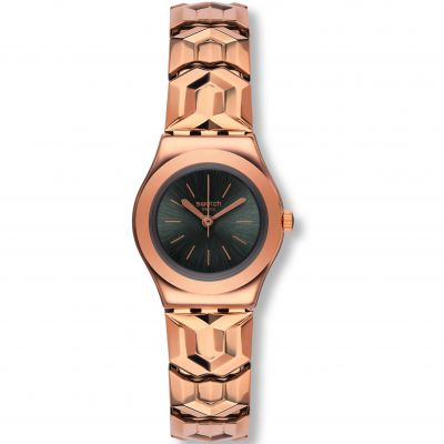 Ladies Swatch Alacarla S Watch YSG145B