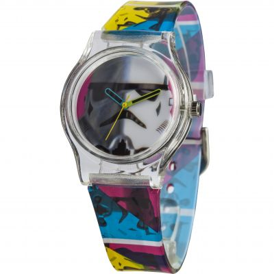 Childrens Star Wars Retro Style Watch STAR348