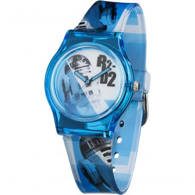 Childrens Star Wars Star Wars R2 D2 Watch STAR349