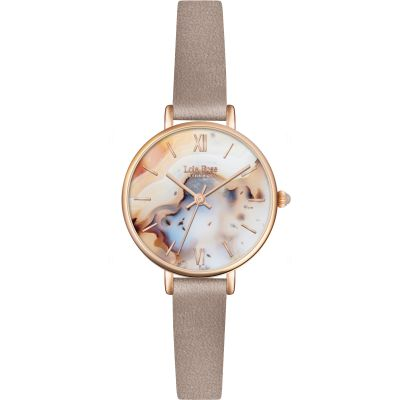 Ladies Lola Rose Agate Watch LR2044