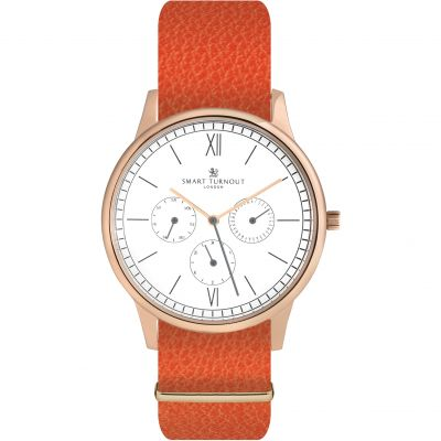 Montre Femme Smart Turnout Time STK2/RO/56/W-ORA