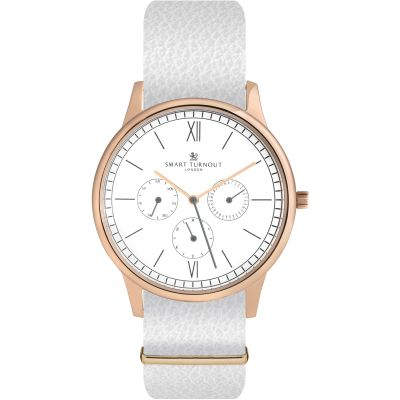 Montre Femme Smart Turnout Time STK2/RO/56/W-WHI
