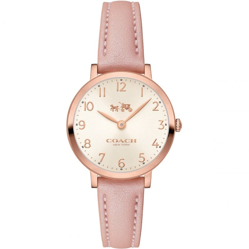 Ladies Coach Ultra Slim Watch
