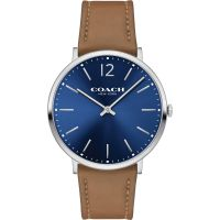 Mens Coach Ultra Slim Watch 14602110