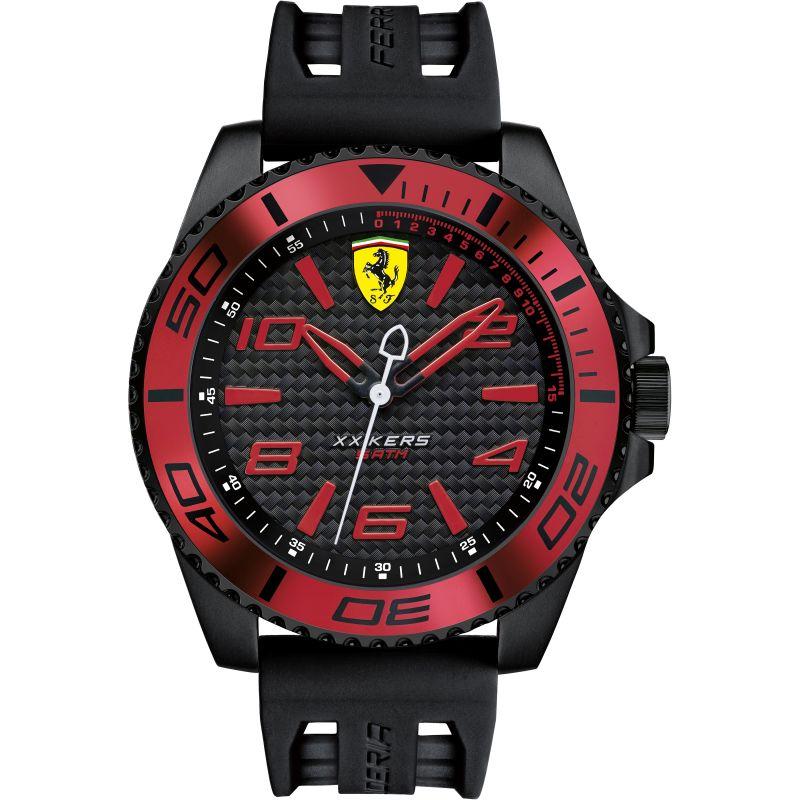 Mens Scuderia Ferrari XX Kers Watch