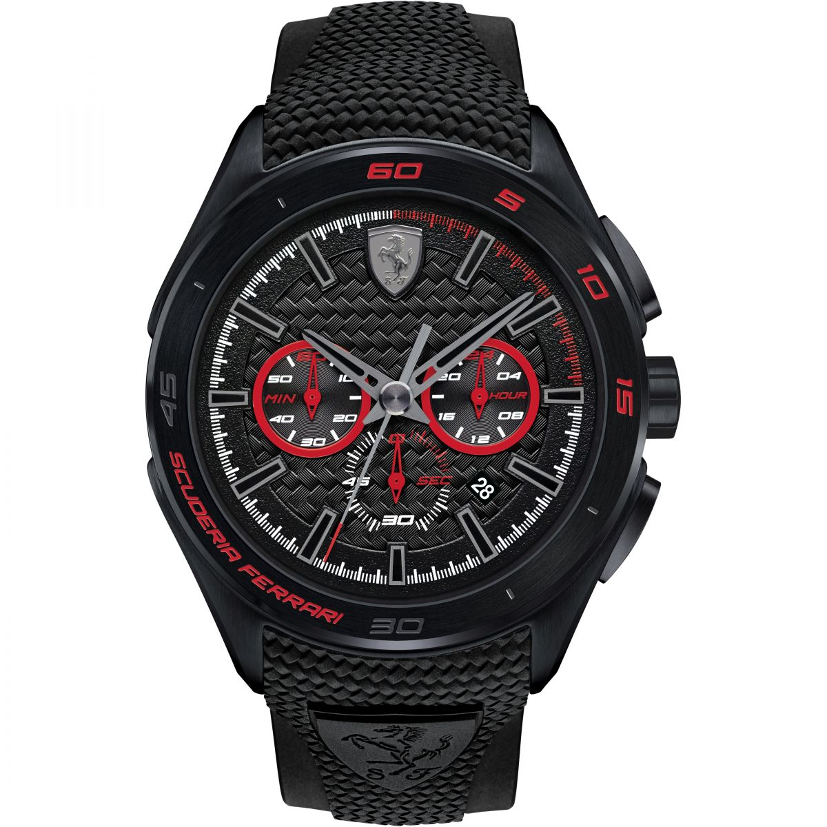 watch islamabad evo pakistan chronograph s lahore watches redrev scuderia replica men ferrari in karachi