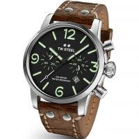 Mens TW Steel Maverick 47mm Watch