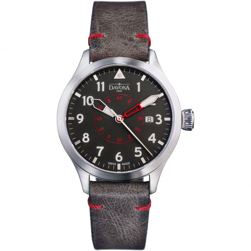 Mens Davosa Neoteric Pilot Automatic Watch 16156556