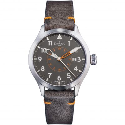 Mens Davosa Neoteric Pilot Automatic Watch 16156596