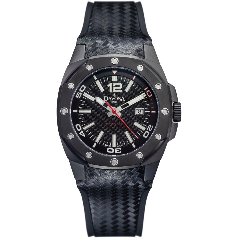 Davosa Titanium Automatic Watch 16156255