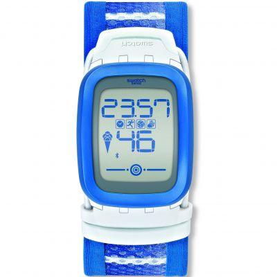 0db18a8279 Unisex Swatch Skyzero L Alarm Watch SUVW102A