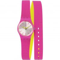 Ladies Swatch Ficcorossa Watch