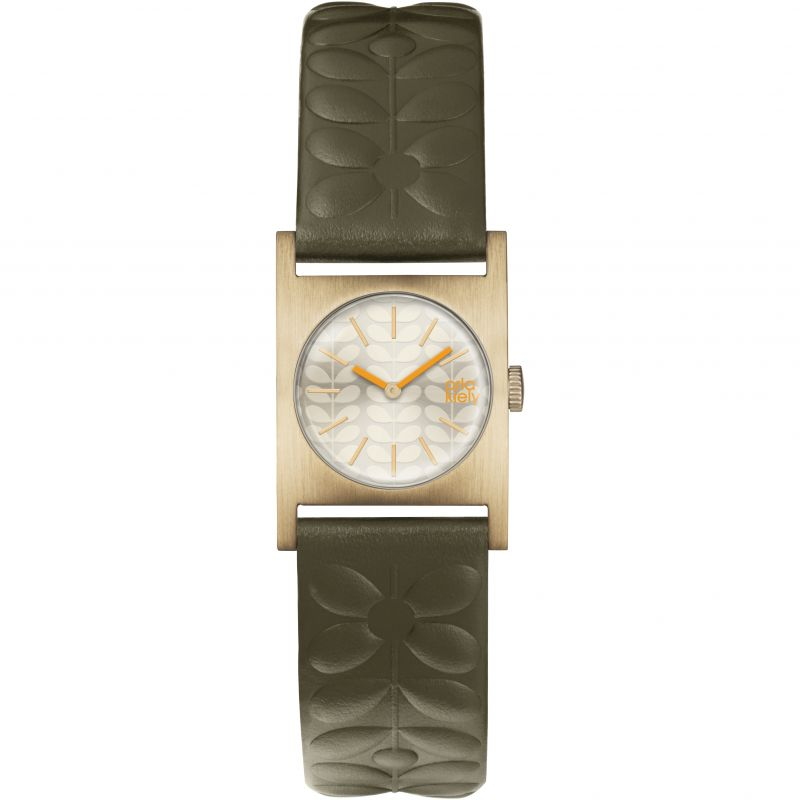 Ladies Orla Kiely Nemo Watch