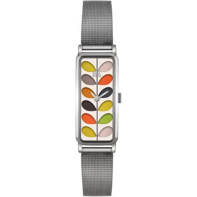 Ladies Orla Kiely Stem Watch OK4049