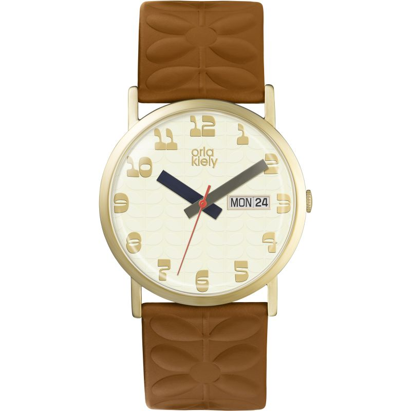Ladies Orla Kiely Madison Watch OK2134