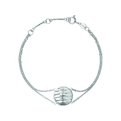 Ladies Links Of London Sterling Silver Thames Bracelet 5010.3550