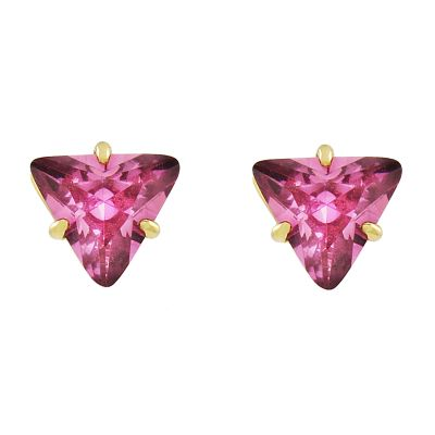 Biżuteria damska Juicy Couture Jewellery Pyramid Expressions Stud Earrings WJW62544-712