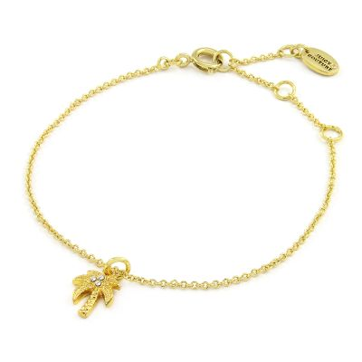 Ladies Juicy Couture Base metal Juicy Palm Expressions Bracelet WJW71209-712